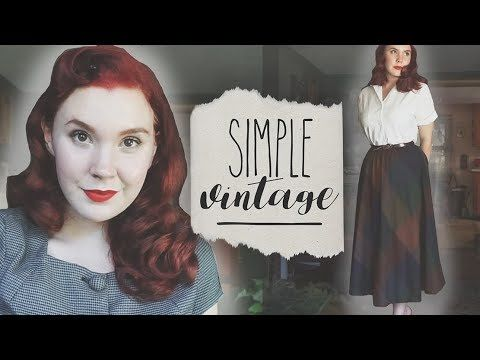 Floofy Vintage Hair Pillow Rollers Tutorial Youtube Retro Fashion Vintage Retro