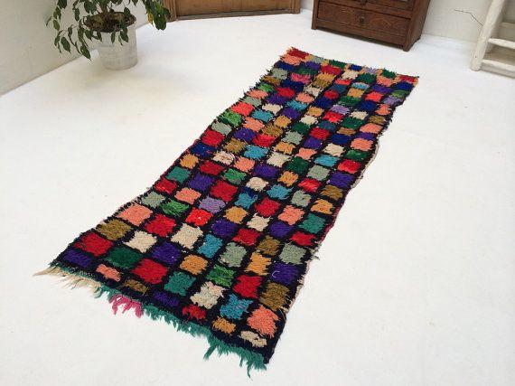 hallway rug 2x6 runner area rug handwoven by
