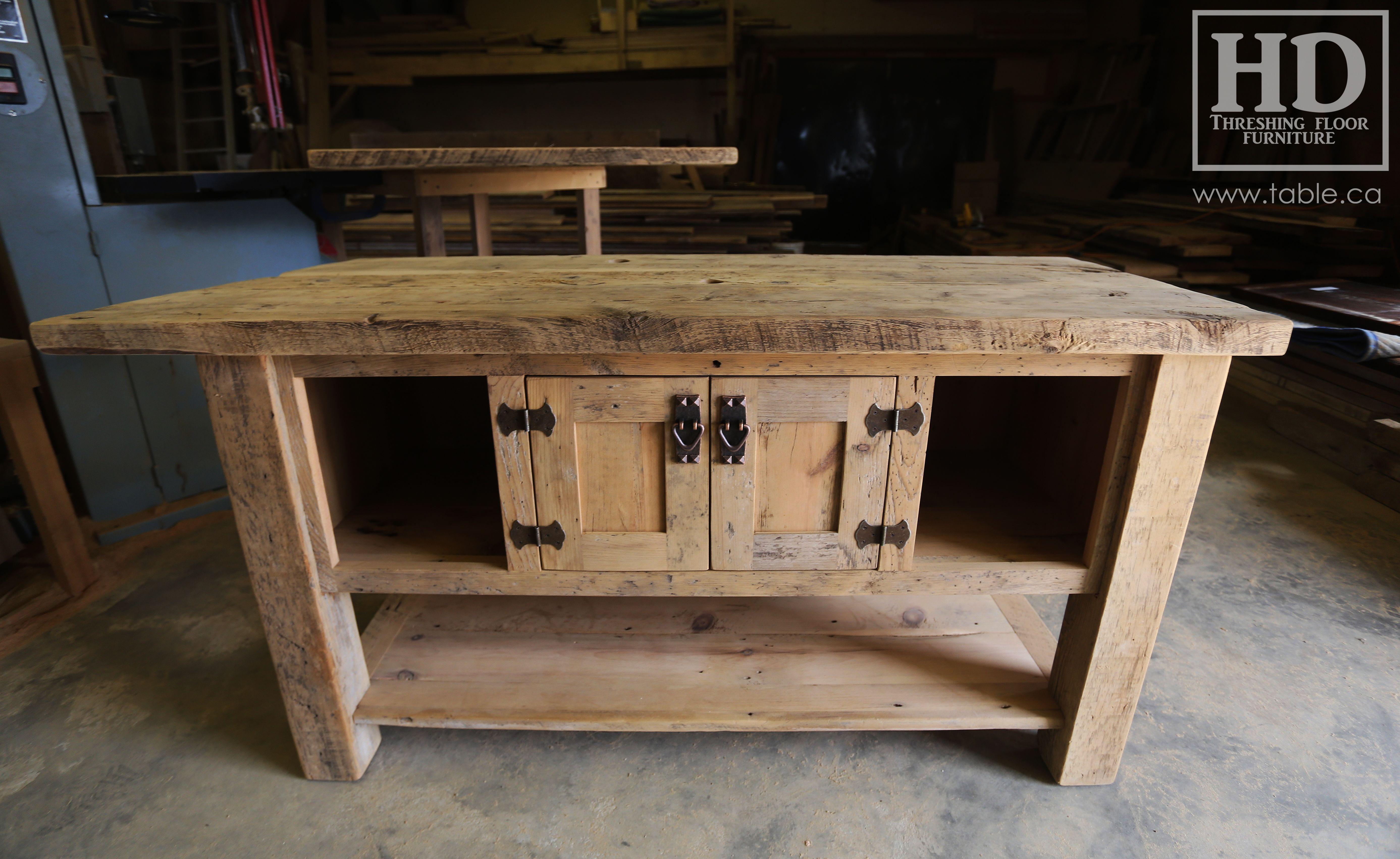 Ontario Reclaimed Wood Rustic Mennonite