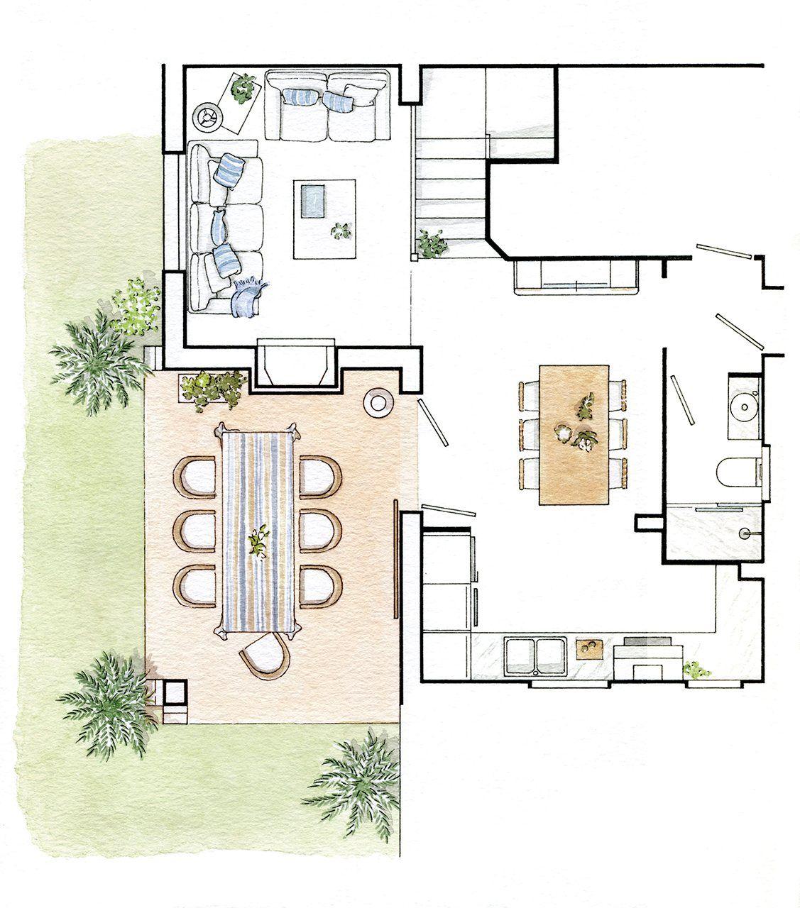 Attractive 70 M2 En Blanco Ibicenco · ElMueble.com · Casas