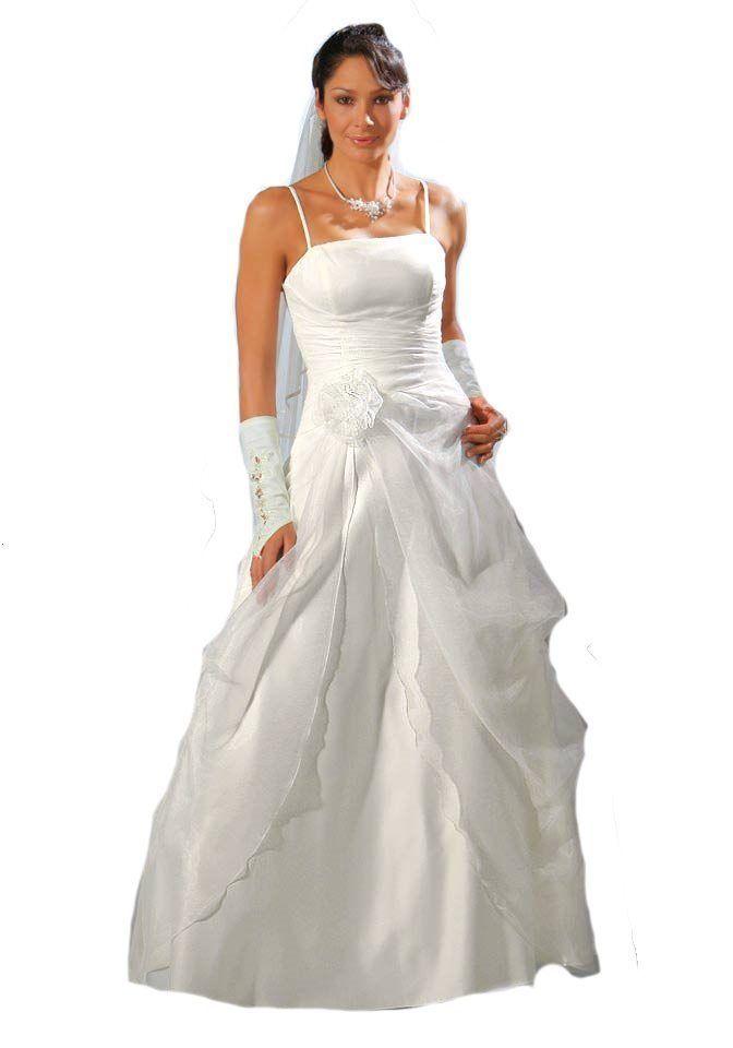 Brautkleid, creme von Laura Scott Wedding | Brautkleid ...