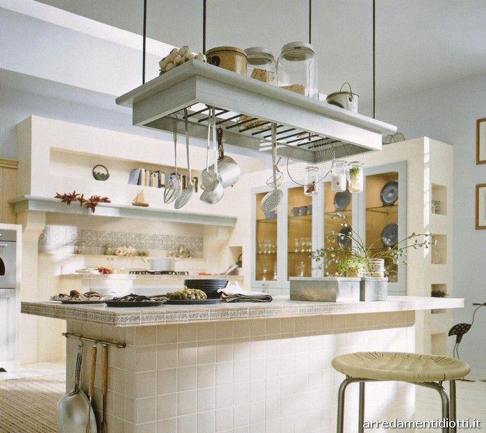 Asolo azzurra isola cucina | Kitchen Island Ideas | Pinterest ...