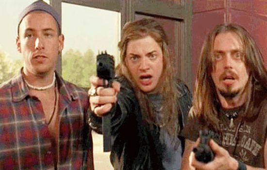The Lone Rangers . . .