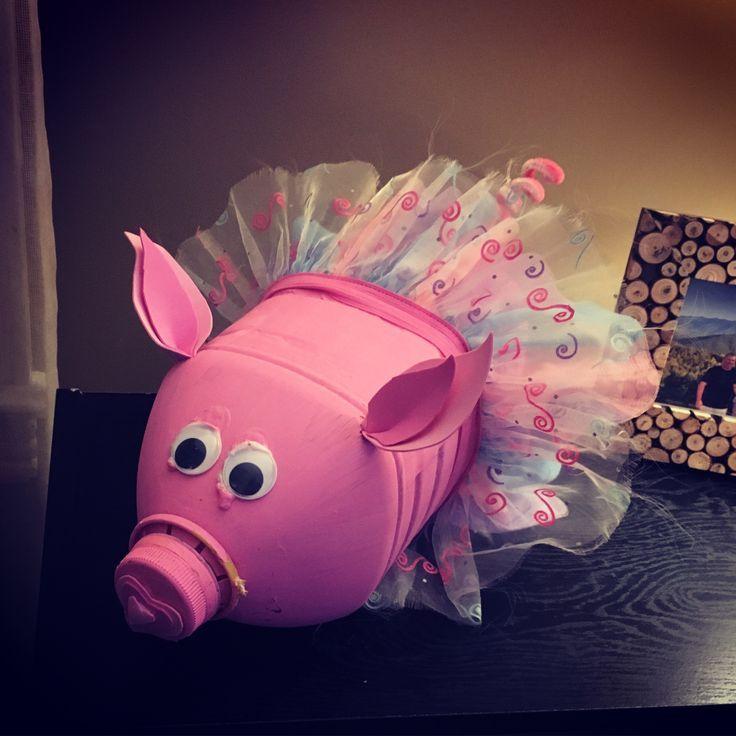 Pig Valentine Box Valentine Day Ideas