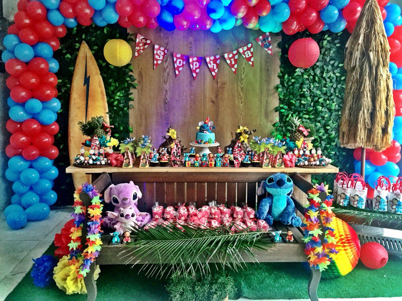 Lilo and Stitch | Melodee's 4th birthday ideas | Lilo ...