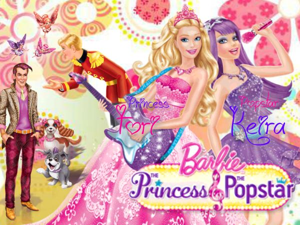 barbie princess and the popstar in hindi dubbed