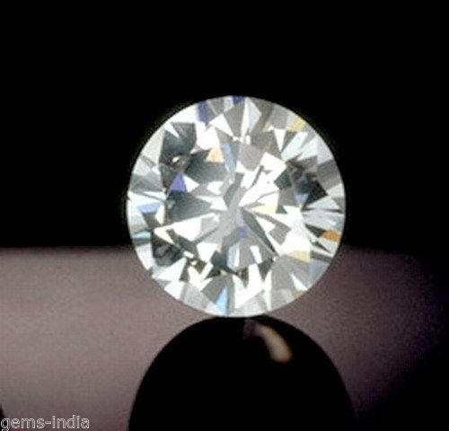 SPECTACULAR 0.52 Carat SI3/I1 Natural WHITE HI Round Loose Diamond For Ring ~BUY