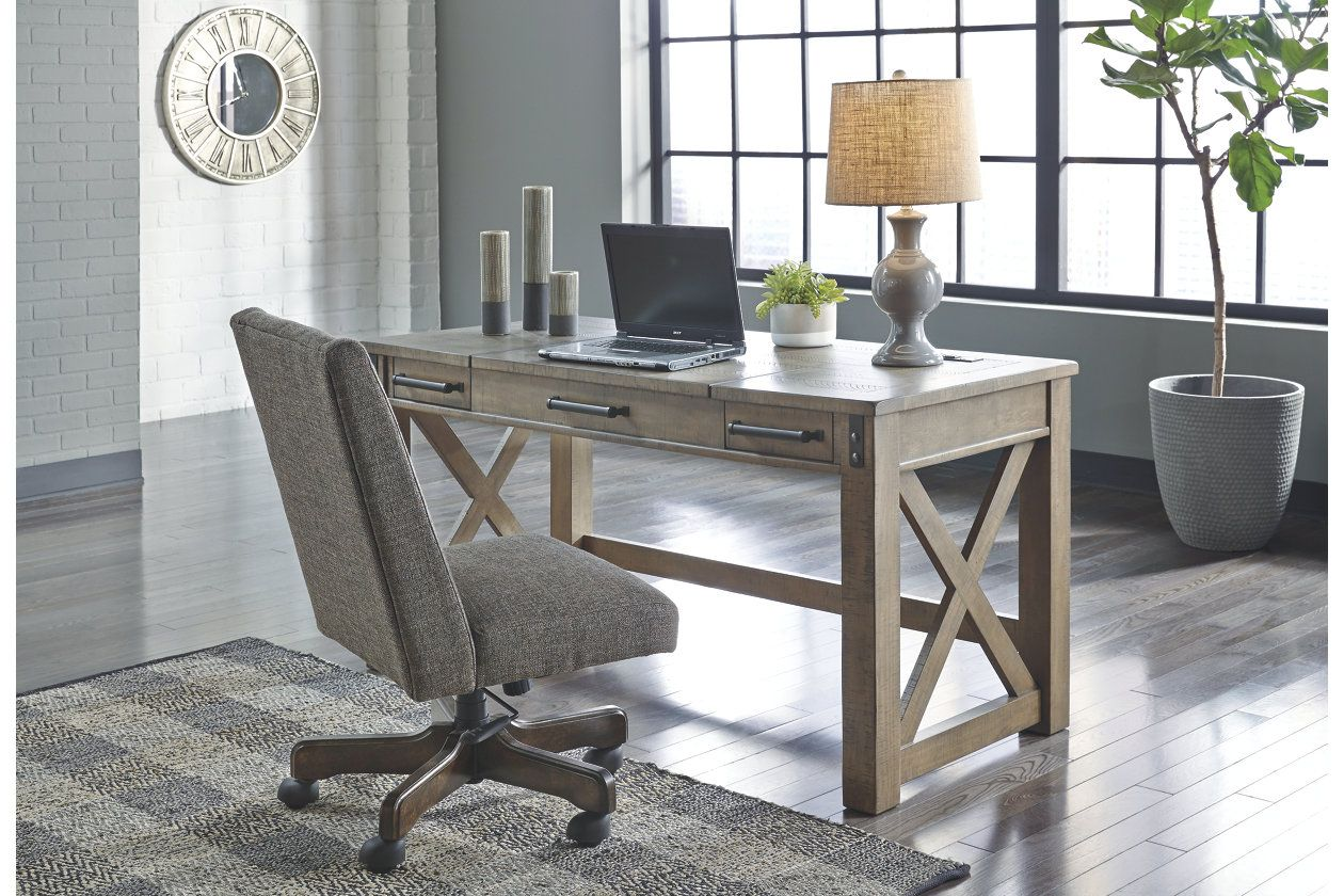 Aldwin Home Office Desk Ashley Furniture Homestore Home Office Furniture Desk Home Ashley Furniture