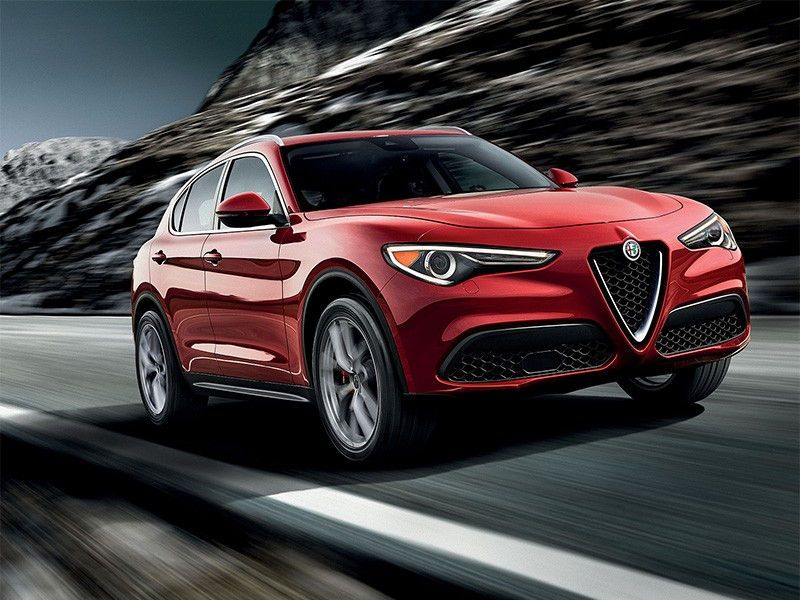 Infused With Italian Passion Unwavering Performance And Innovation Alfa Romeo Stelvio Ti Meets The Demands Of Both Driving Enthusiasts And Everyda Auto Carros