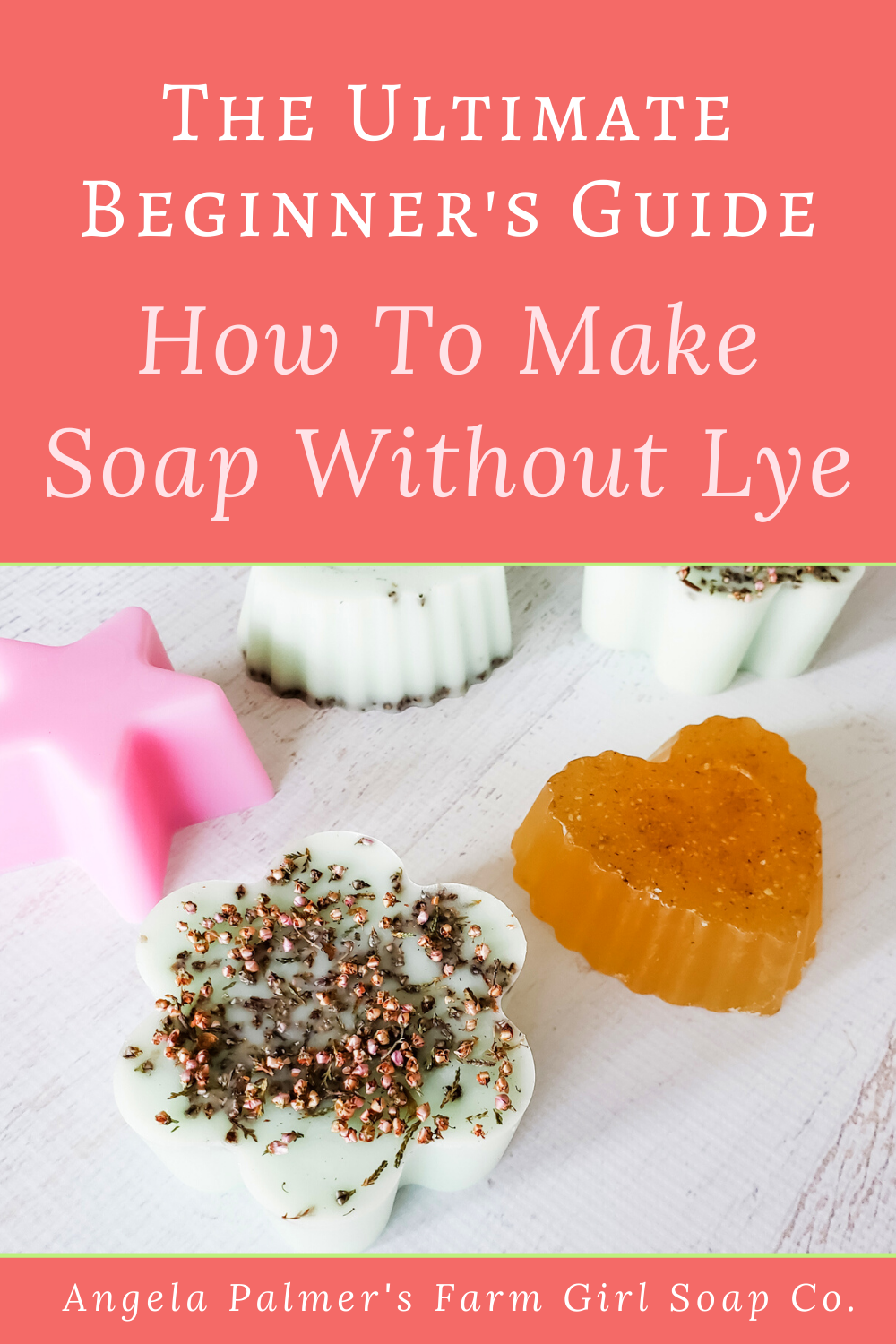 Can You Make Soap Without Lye The Ultimate Beginner S Guide To Making Handmade Soap Without Lye Lye Free Soap Recipes Homemade Soap Recipes Soap Making
