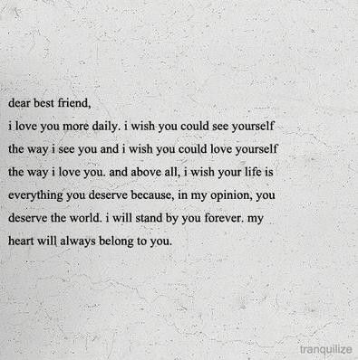 Pin By Jennifer Munoz On Quotes And Pics Best Friend Quotes Friends Quotes Dear Best Friend