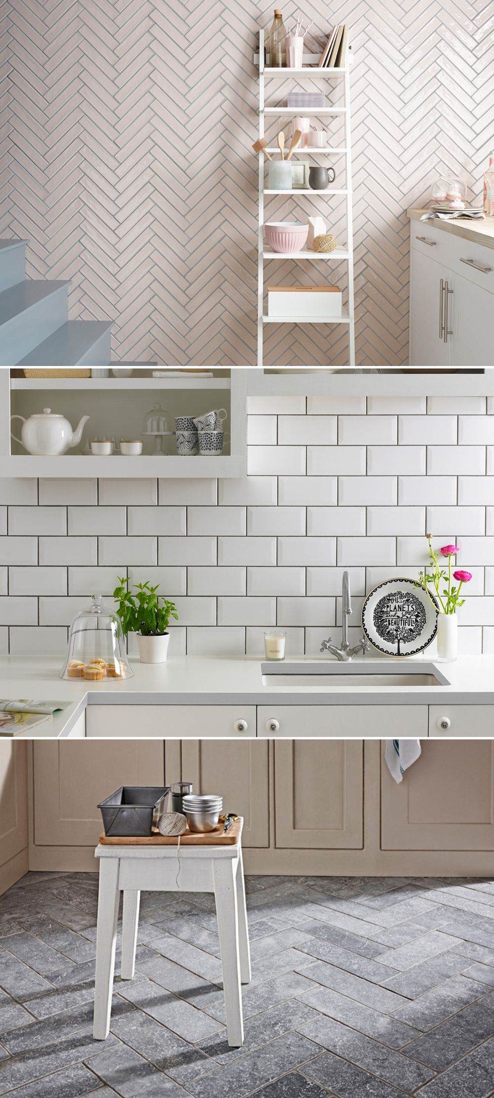 tiling trends from topps tiles kitchen interior home kitchens interior on kitchen interior tiles id=14682