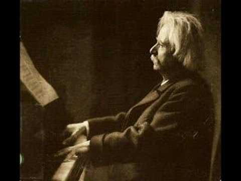 Grieg Plays His Wedding Day At Troldhaugen 1903 Classical Music Choir Music Music Concert