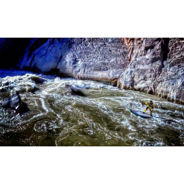 Westwater Canyon 'Skull Rapid'