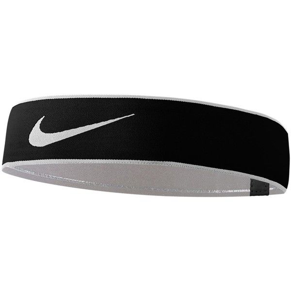 100% authentic f67cf b3224 Nike Pro Logo Headband (49 PEN) ❤ liked on Polyvore featuring accessories,  hair accessories, hair band accessories, headband hair accessories, nike,  nike ...