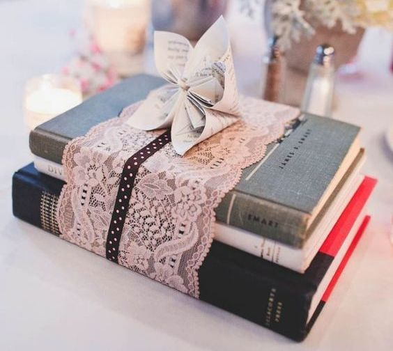 We Do! Bookish Ideas For Your Literary Wedding
