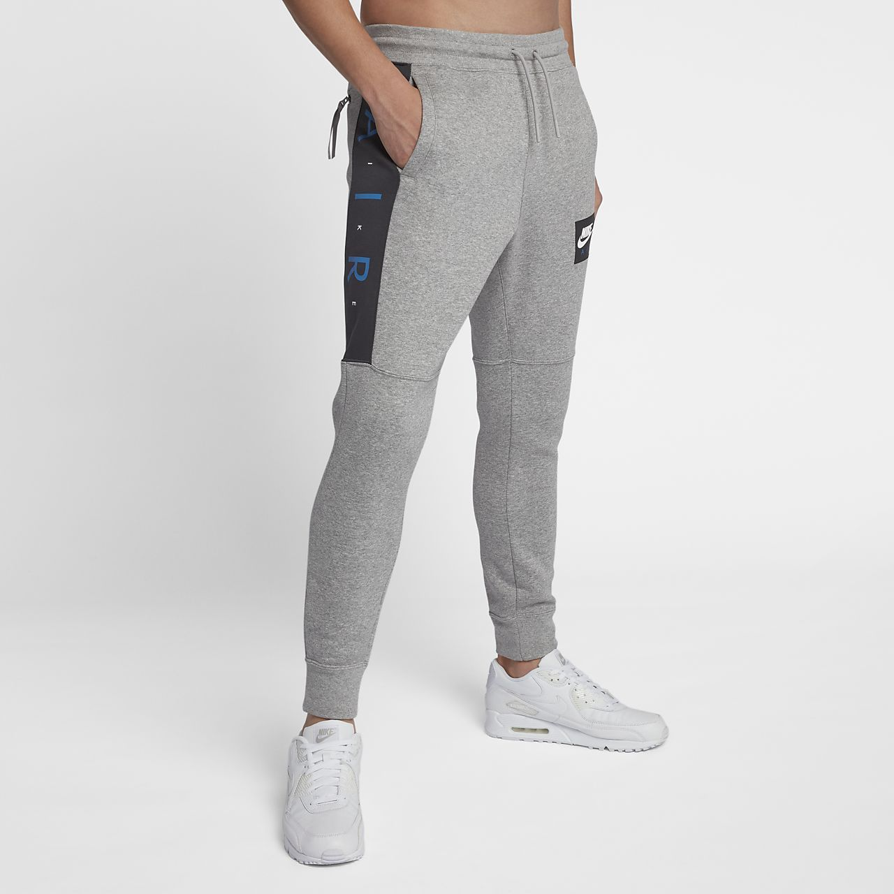otoño célula Portavoz  Nike Air Men's Fleece Joggers | Mens fleece, Fleece joggers, Joggers