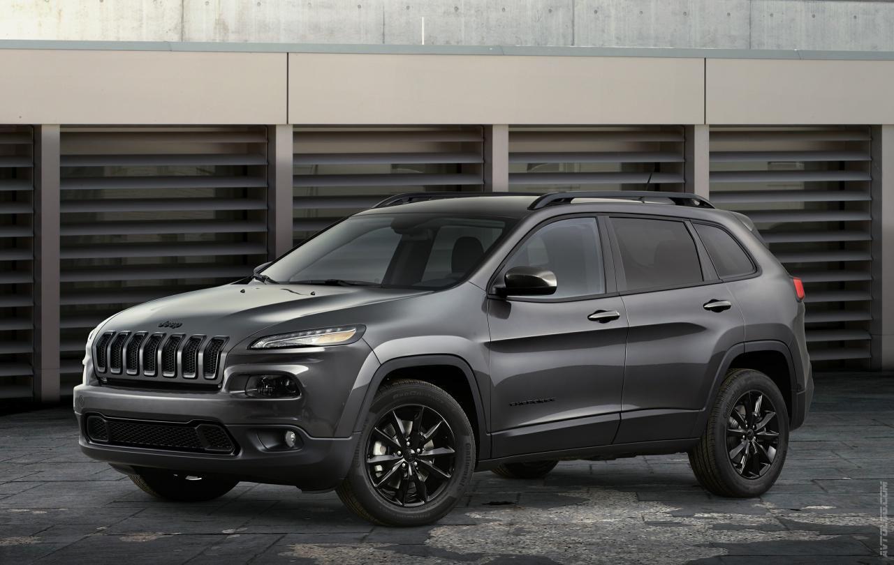 Jeep Zapuskaet Specialnye Izdaniya Altitude Modelej Cherokee