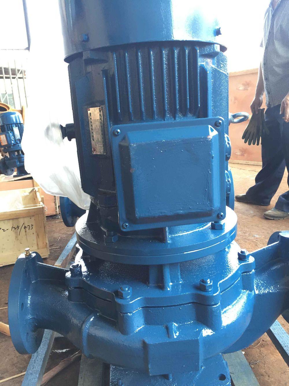 1hp vertical centrifugal booster pump inline water pressure booster ...