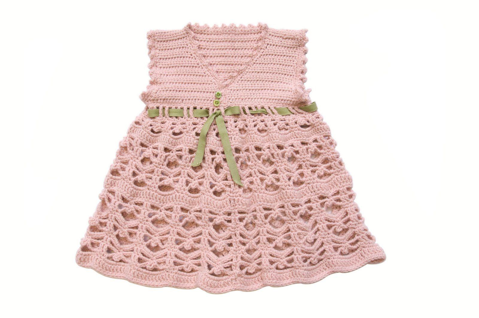 Cómo hacer un vestido en crochet: guía detallada en pasos