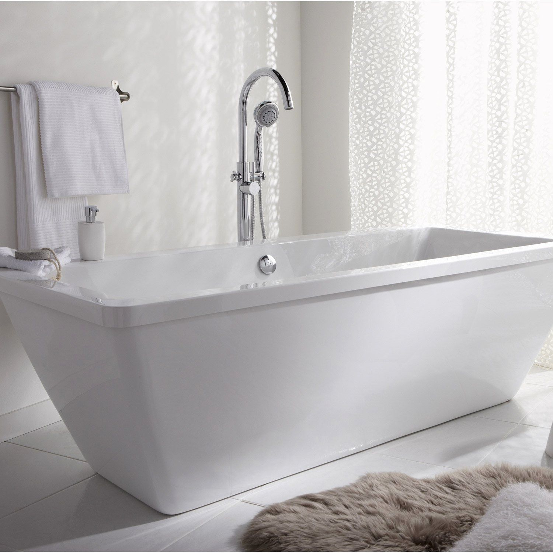 Leroy Merlin Baignoire Ilot Leroy Merlin Baignoire Ilot Baignoire Ilot Une Baignoire Ilot Pour Une Salle De Bains Design Les Baignoires Bathroom Bathtub Home