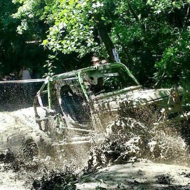 """@completeoffroad's photo: """"Now that looks like fun!"""""""