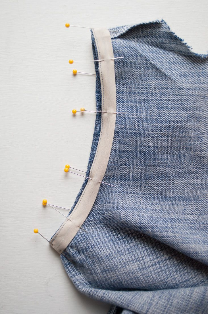 by far my favourite bias binding tutorial yet: How to Use Bias Tape || Indiesew.com