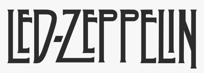 Led Zeppelin Band Logo Hd Png Download Is Free Transparent Png Image Download And Use It For Your Personal Or Non Commercial Led Zeppelin Zeppelin Band Logos