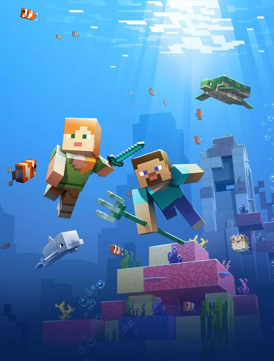 Minecraft Makes a Splash App Store Story in 2020 (With