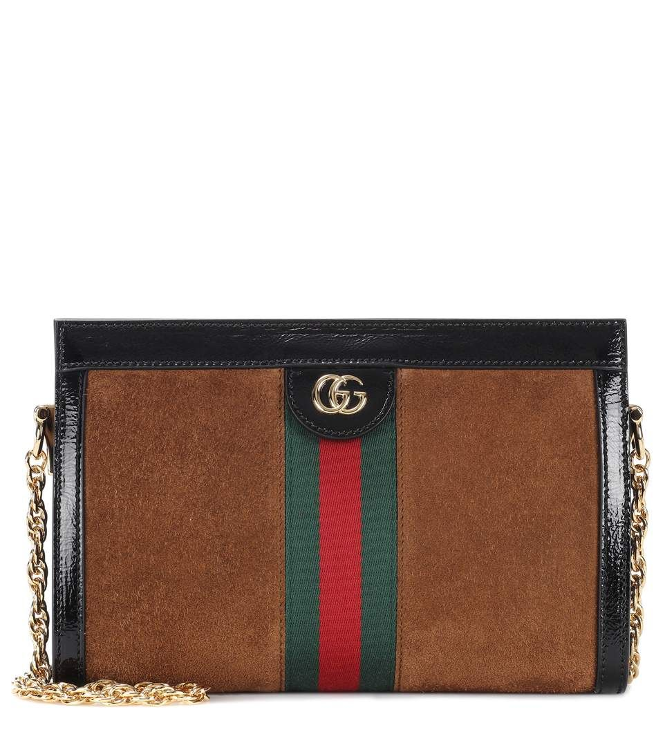 fc34c9a370d1 Ophidia Gg Small Suede Shoulder Bag - Gucci