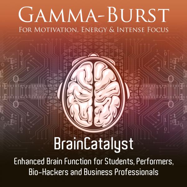 GammaBurst BrainCatalyst Series Brainwave entrainment