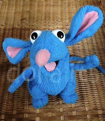 5 Tutter Blue Mouse Bear In The Big Blue House Plush Toy By Star