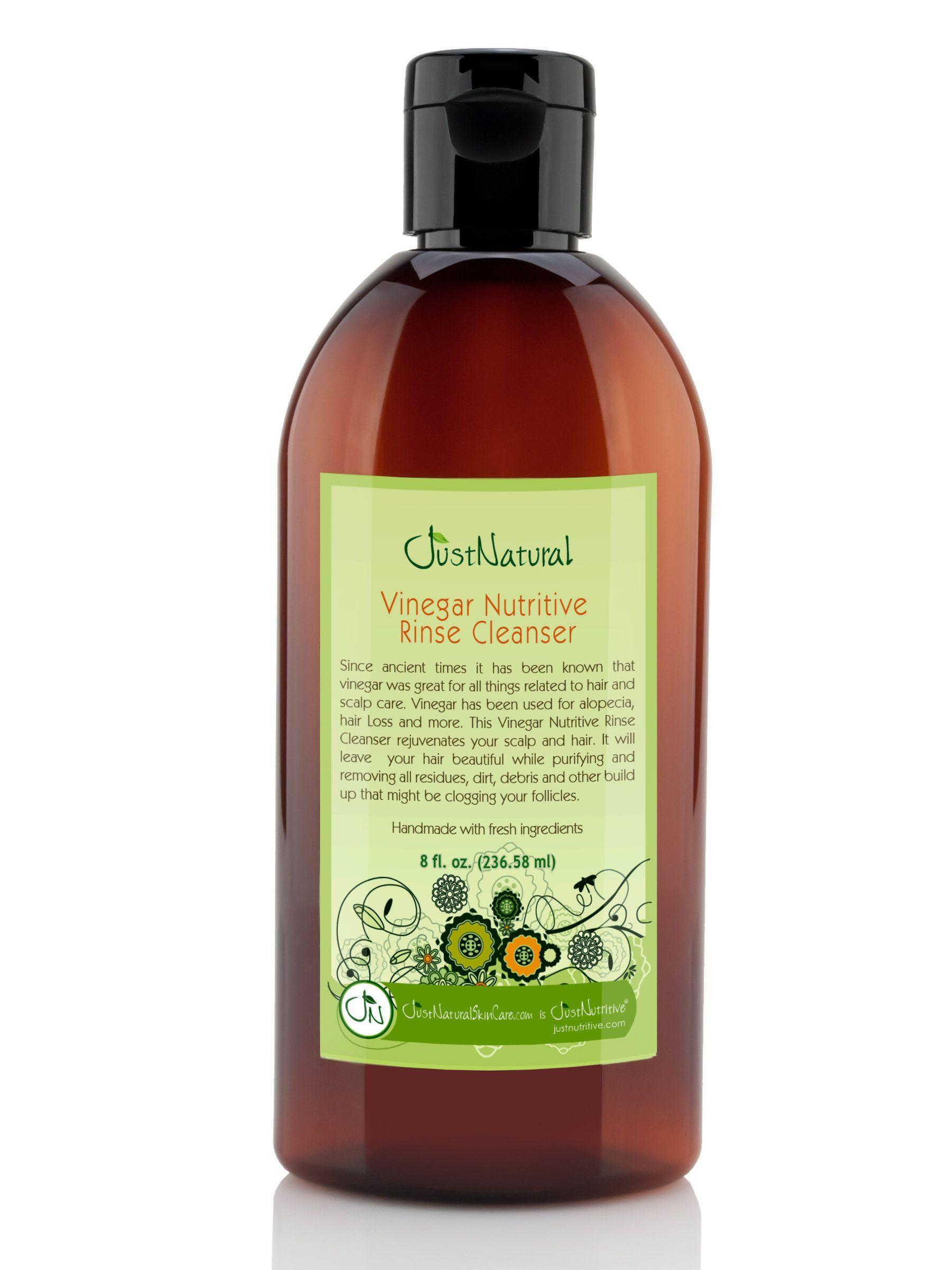 Vinegar Nutritive Rinse Cleanser Vinegar nutritive rinse