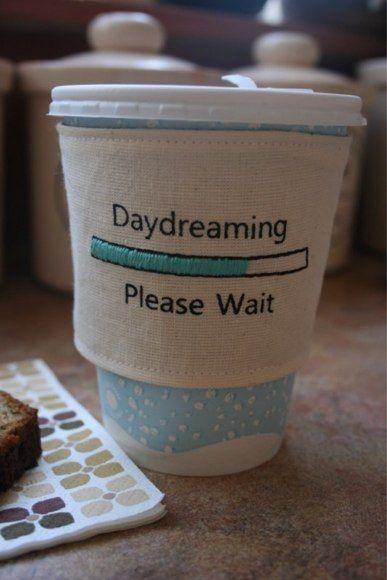 Soñando despierta... Por favor, espere