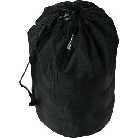 "Bilby Nylon Stuff Bag Black/7"" x 15"" >> FIND OUT MORE DETAILS @: http://www.best-outdoorgear.com/bilby-nylon-stuff-bag-black7-x-15/"