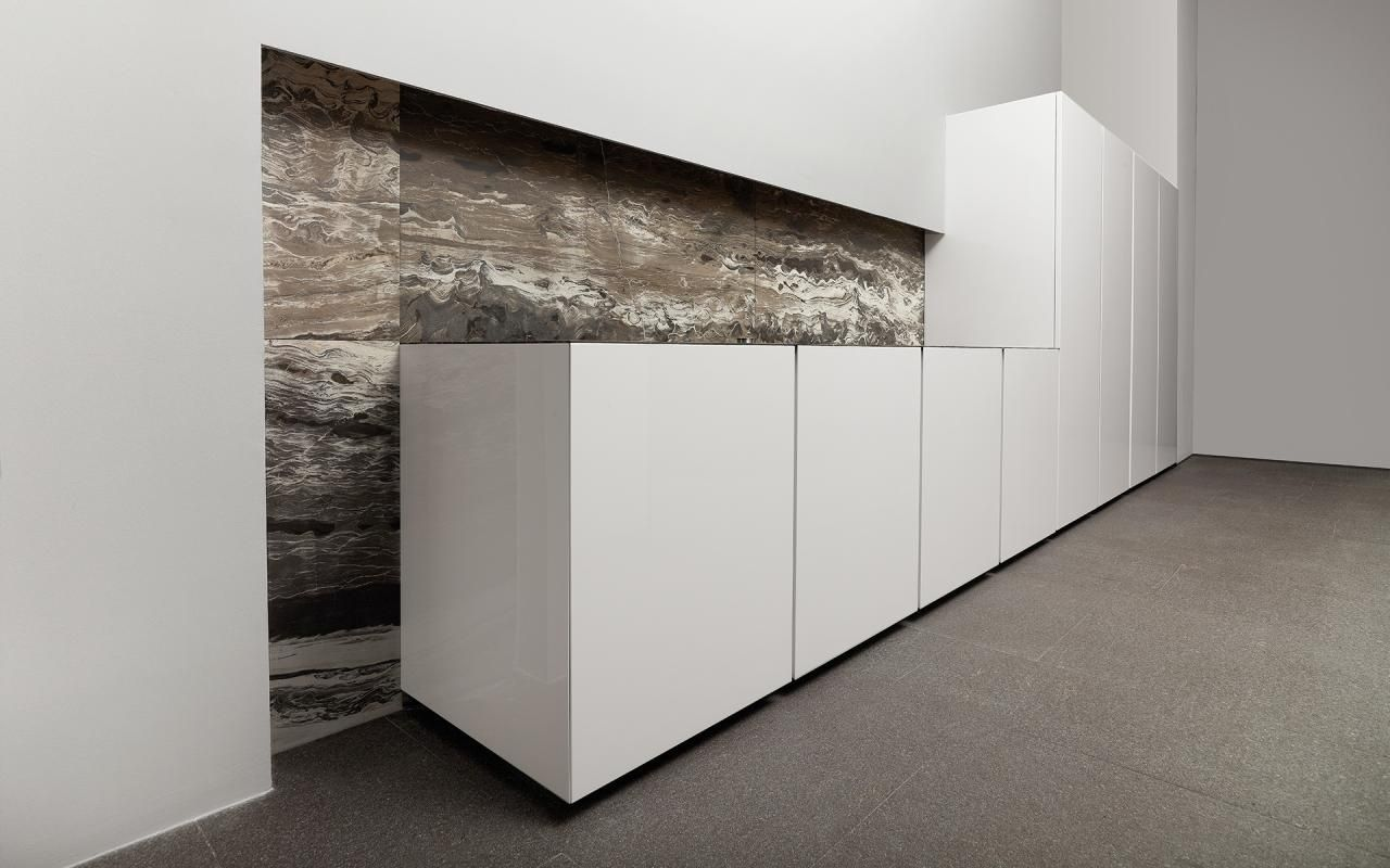 Arredamento Moderno Minimalista the beautiful minotti inca kitchen by silvano bonetti and