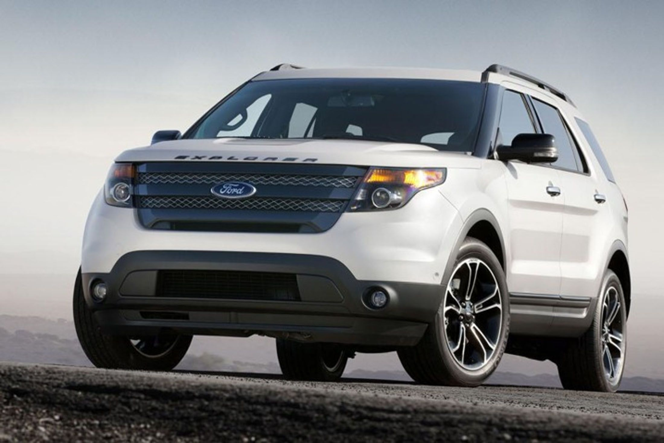The 2013 explorer sport will be the only explorer offered with ford s twin turbocharged ecoboost ford says the engine will make at least 350 horsepower in