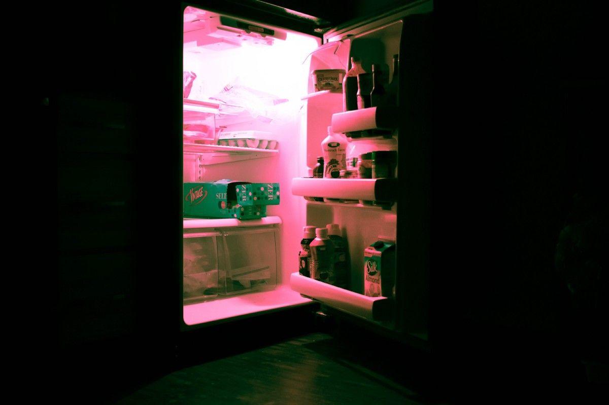 The refrigerator in 2020 modern kitchen design modern