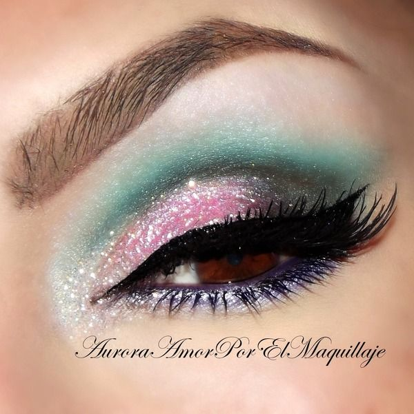 beautiful fairy makeup!!!