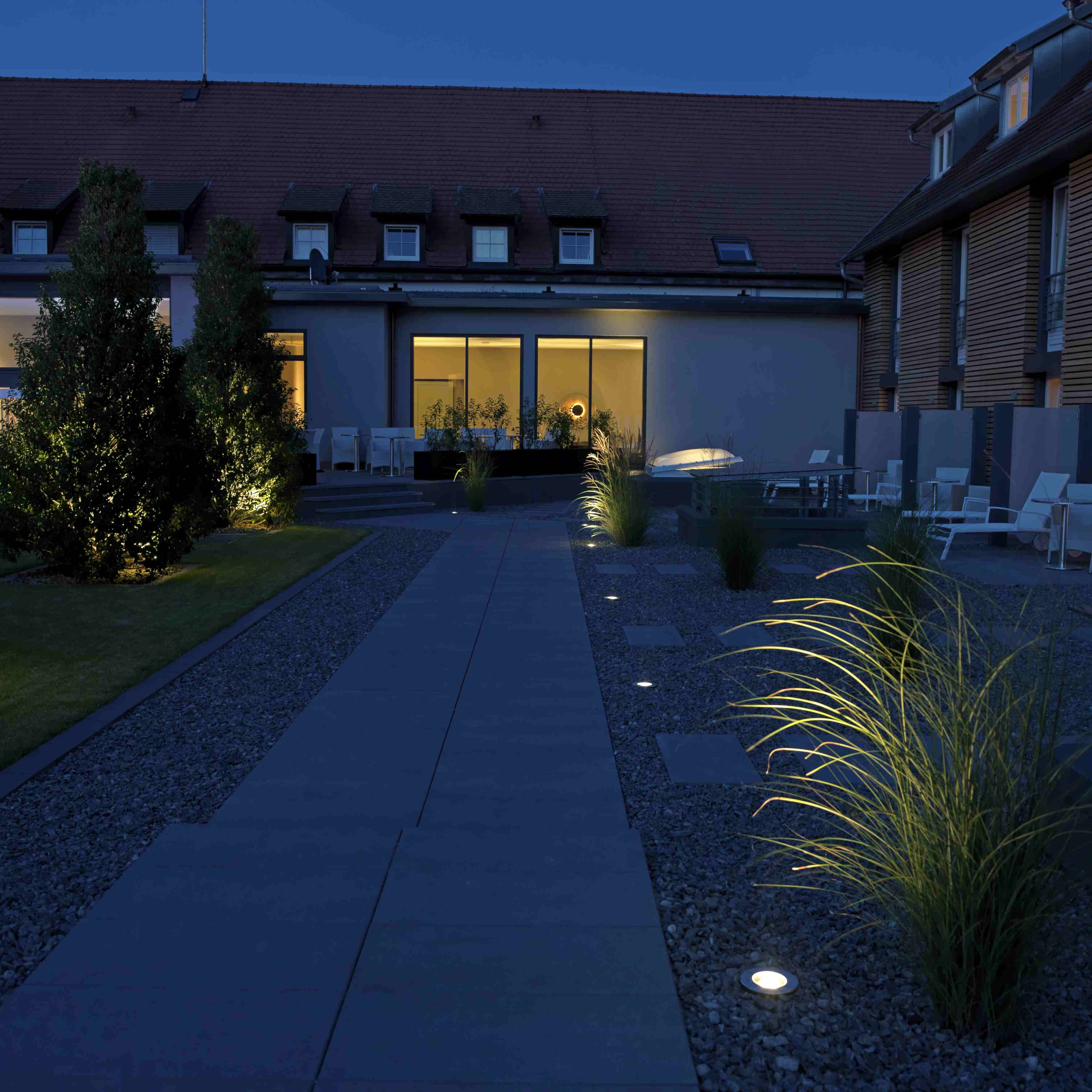 692316 Albert Leuchten LED Erdeinbaustrahler Bodeneinbauleuchten ...