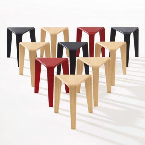 Ply By Lievore Altherr Molina For Arper Avec Images Mobilier De Salon Design Espagnol Meuble