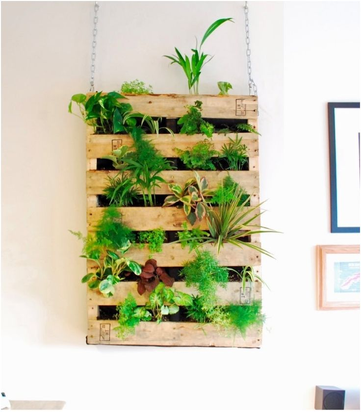 top 10 enchanting diy plant stands share today 39 s craft. Black Bedroom Furniture Sets. Home Design Ideas