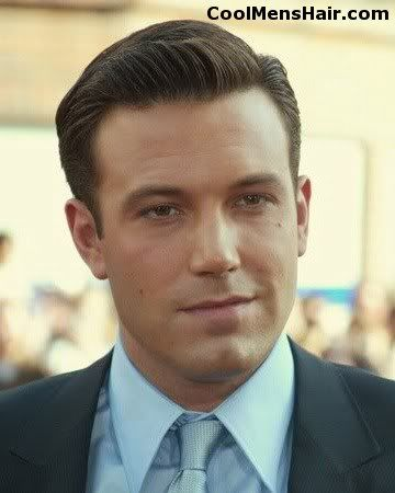 Photo Of Ben Affleck Conservative Hairstyle