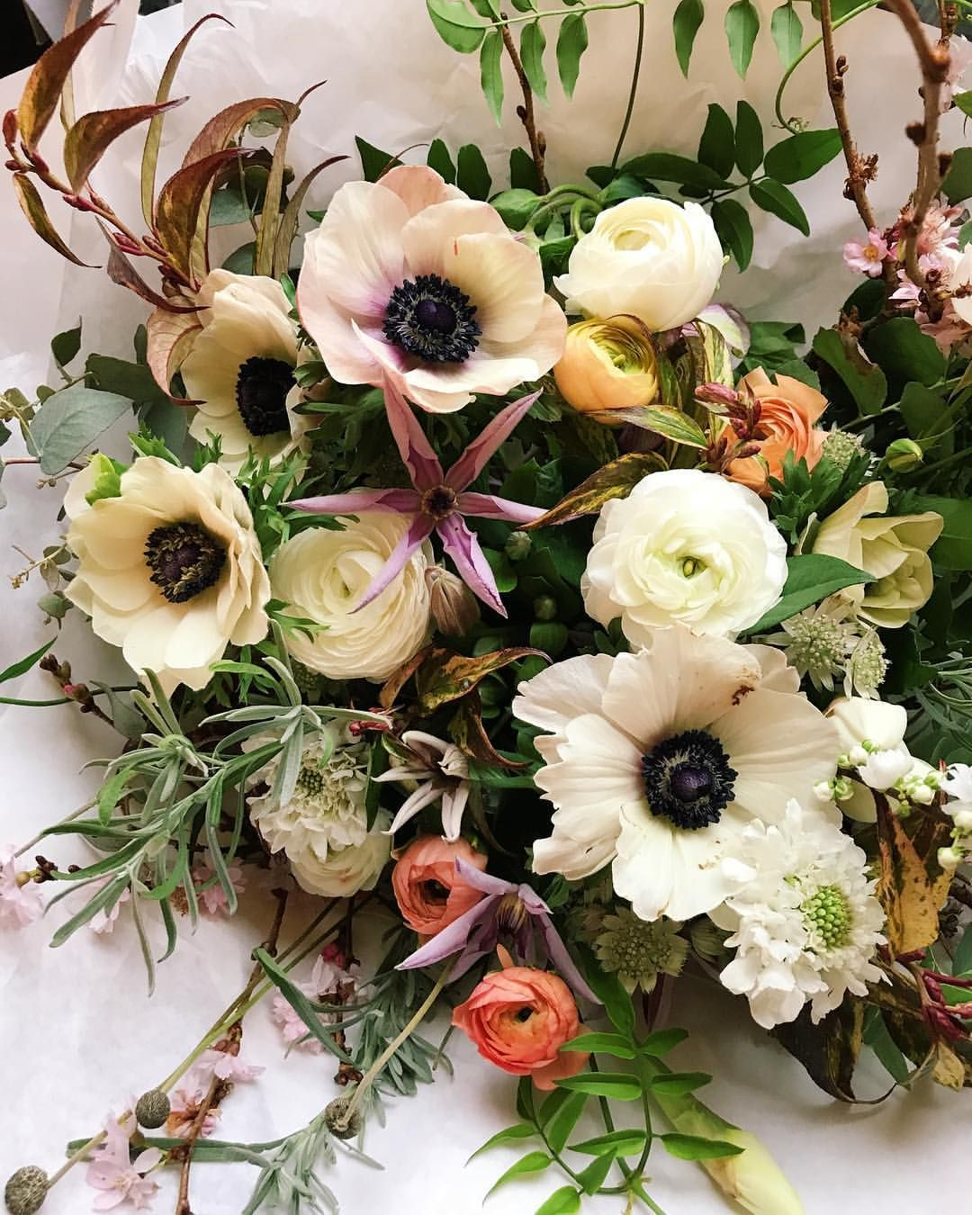 Thank You For The Most Beautiful Flowers Flowersociety They