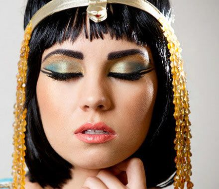 egyptian make up - Google zoeken   Grime   Pinterest   Cleopatra ...