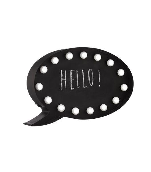 krijtbord met verlichting - HEMA | Gift Ideas | Pinterest | Bedrooms ...