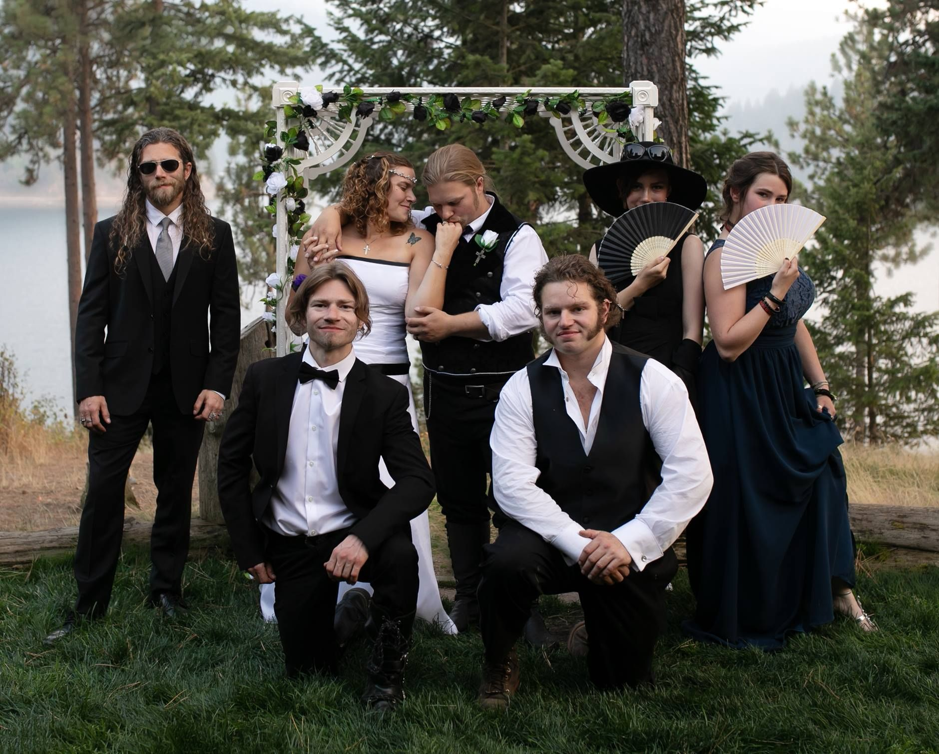 Noah Got Married Alaskan Bush People Alaskan Matt Brown