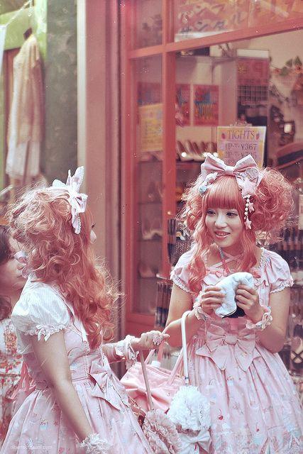 Japanese babydoll fashion