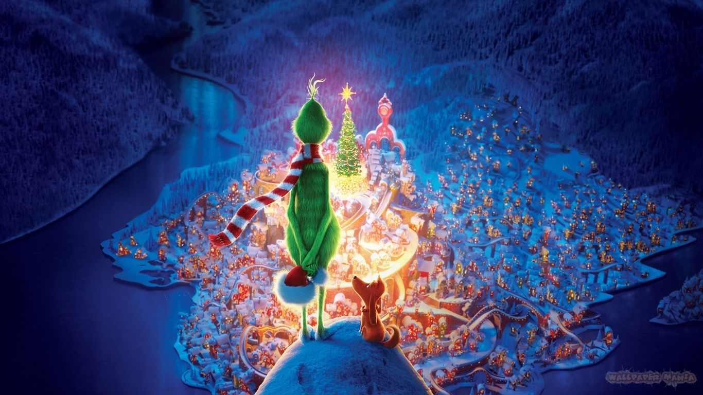 Pin By Wm On Movies Tv Shows The Grinch Full Movie Animated Movie Posters Christmas Wallpaper