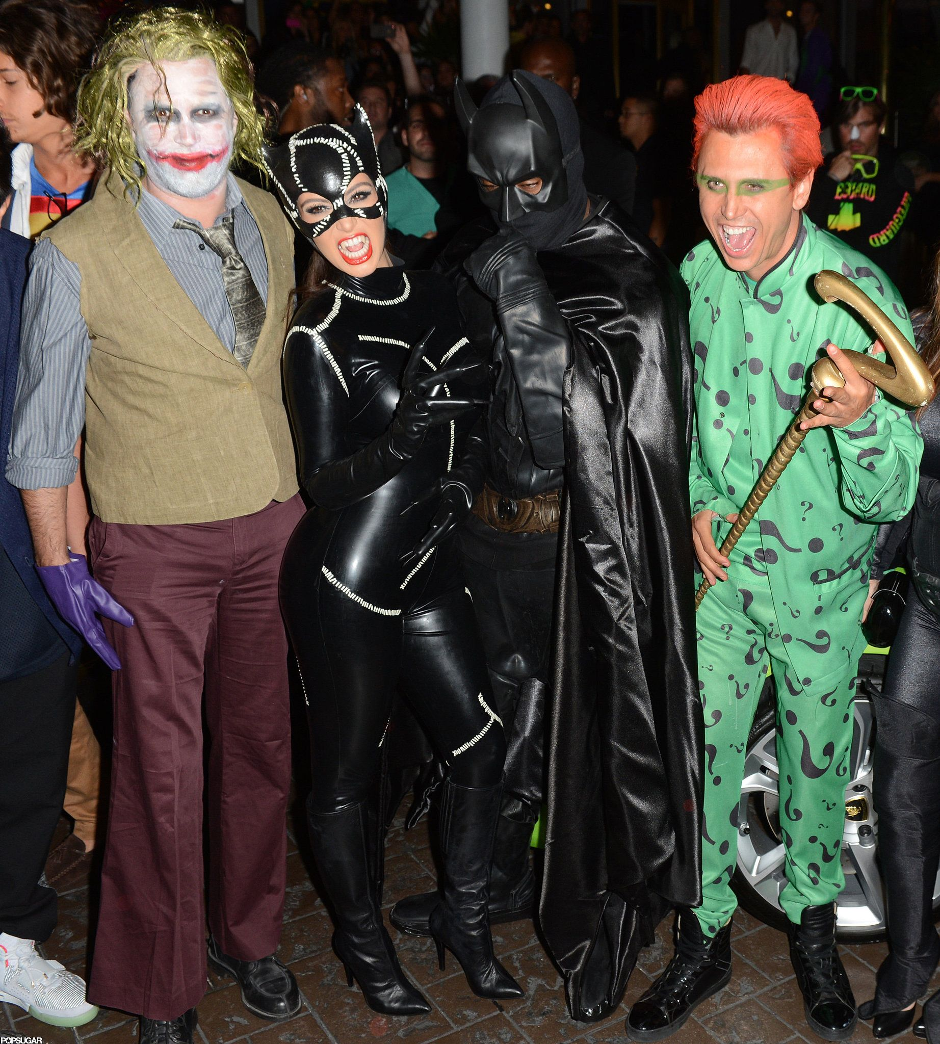 Over 250 Celebrity Halloween Costumes! | Catwoman